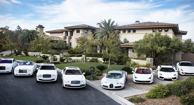 Floyd-Mayweathers-White-Car-Collection-0