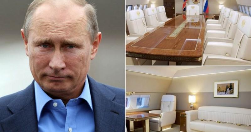 Putin-Jet
