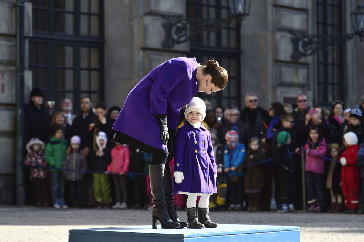 Crown Princess Victoria Name Day 2015
