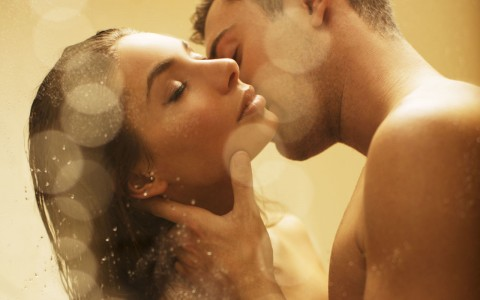 Foreplay in the shower-Man-Woman-TheinfoNG
