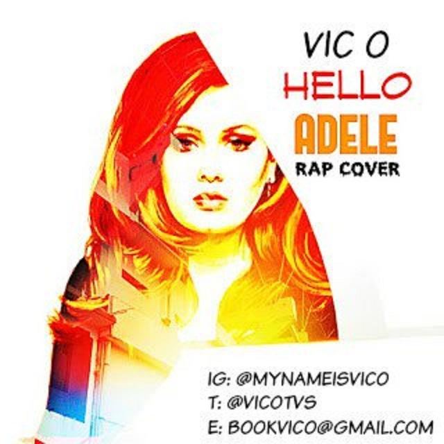 Vic-O-Hello Cover