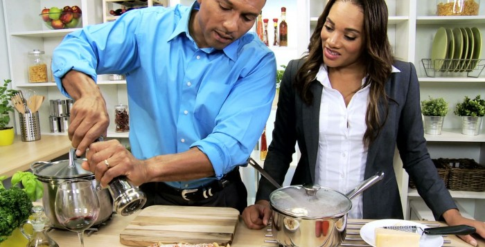 stock-footage-african-american-business-couple-healthy-meal-young-professional-ethnic-couple-using-fresh-black-e1407582377170-700x357