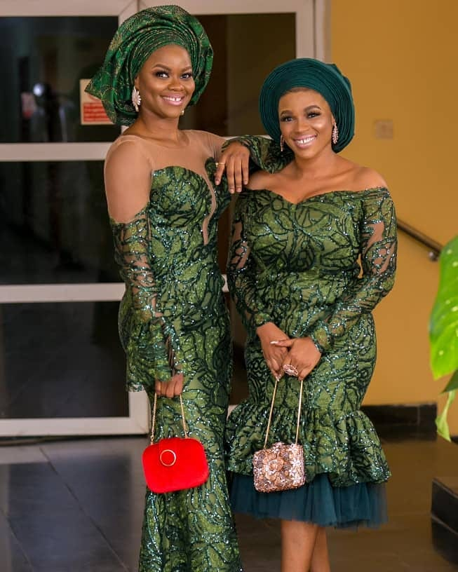 Nigerian celebrities you did not know are twins (Photos)