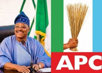 Abiola-Ajimobi declared-APC-acting-national-Chairman